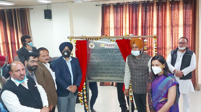Amarinder inaugurates first phase of canal-based water supply project
