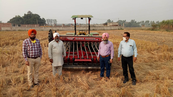 Crop residue mgmt scheme: Small farmers remain outside fence