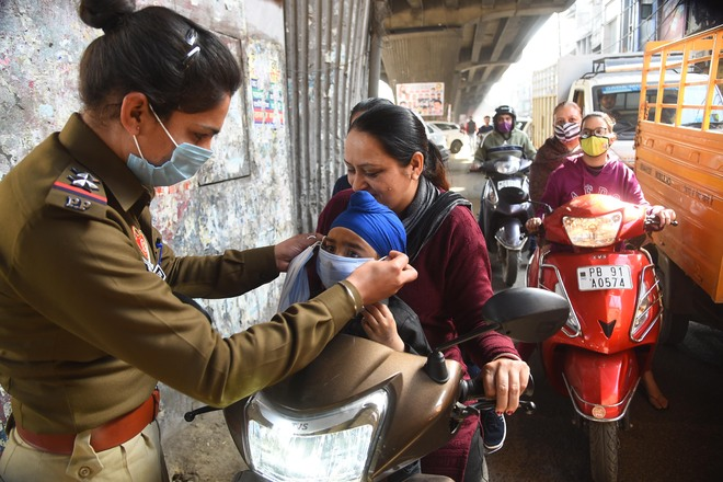 Two fatalities; 81 +ve in Ludhiana district