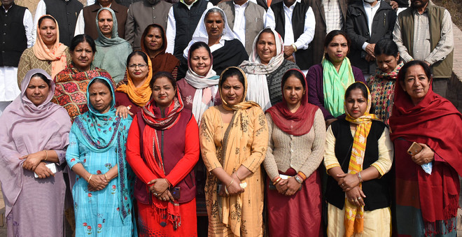 23 women first-timers in Bathinda MC