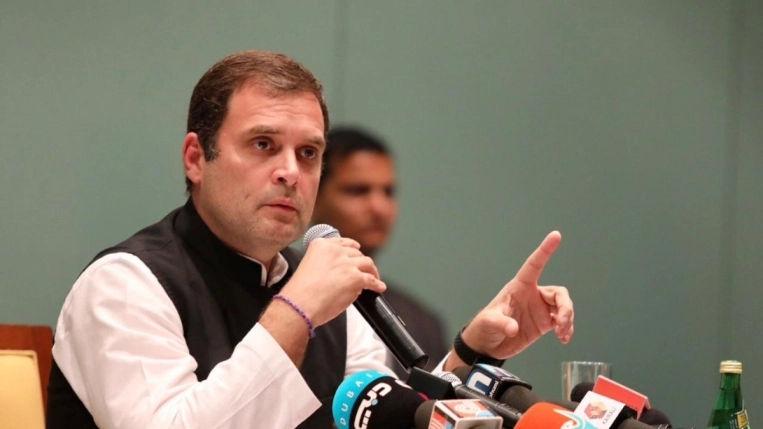 Laws will destroy mandis, help corporates: Rahul