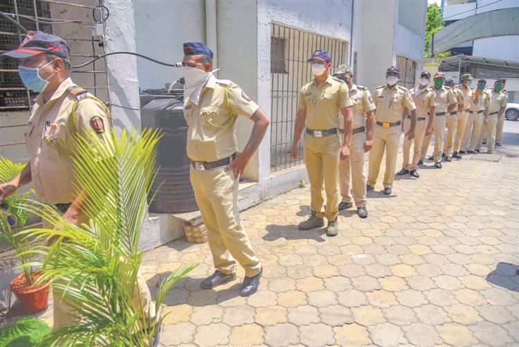 Police welfare on mind