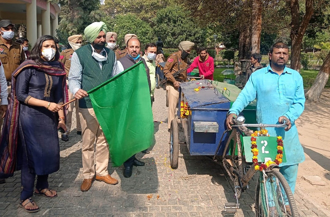 Now, ragpickers to collect door-to-door garbage in Amritsar