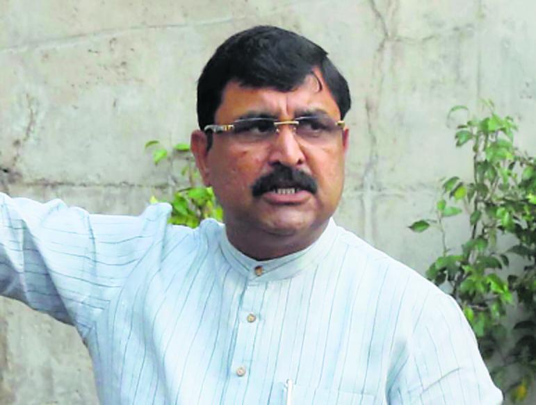 I-T raids on Haryana MLA's premises