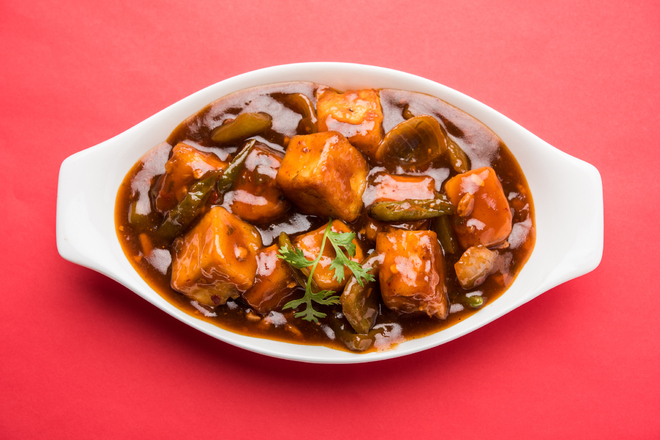 Chinese fare that is Indian at heart