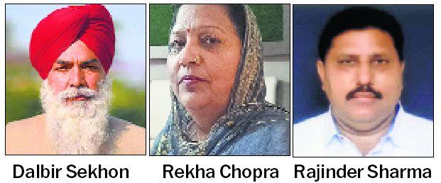 Political scene hots up in Patti, Bhikhiwind