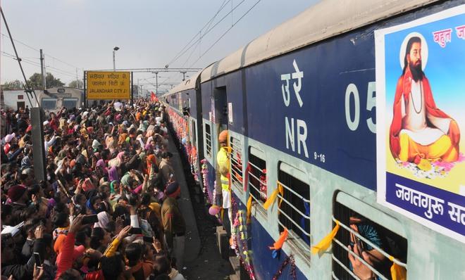 No special train to Varanasi