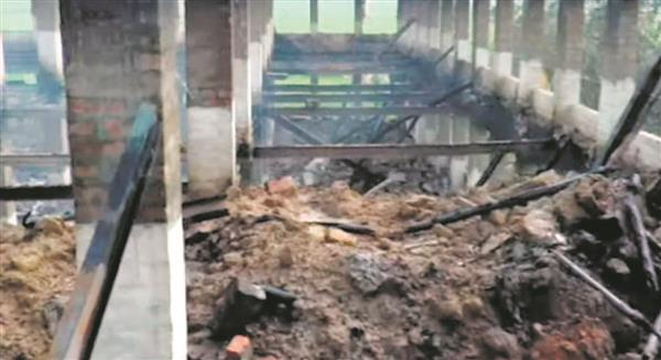 10,000 chickens burnt alive in Patiala