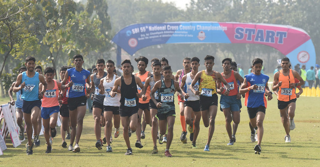 Hajilol, Sonika claim cross country titles
