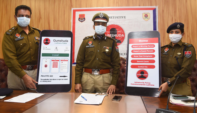 'Ghumshuda' app to trace missing persons