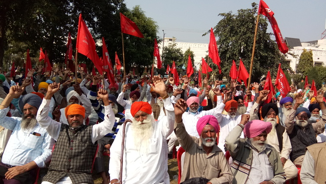 Left parties criticise Centre over new agriculture laws