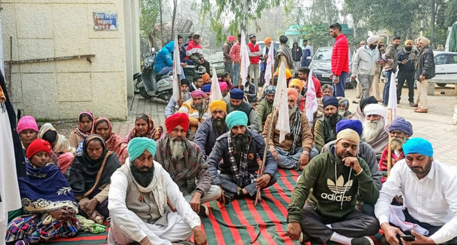 Farmers allege police inaction
