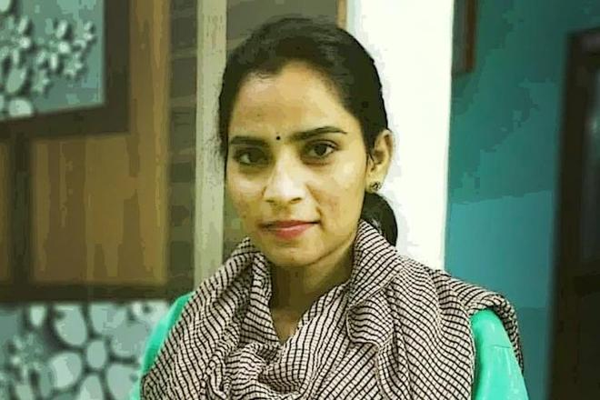 Free labour rights activist Nodeep Kaur, demand unions