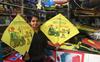 Kites with farm slogans flood markets in Bathinda