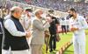 Row as Patel stadium renamed after Modi