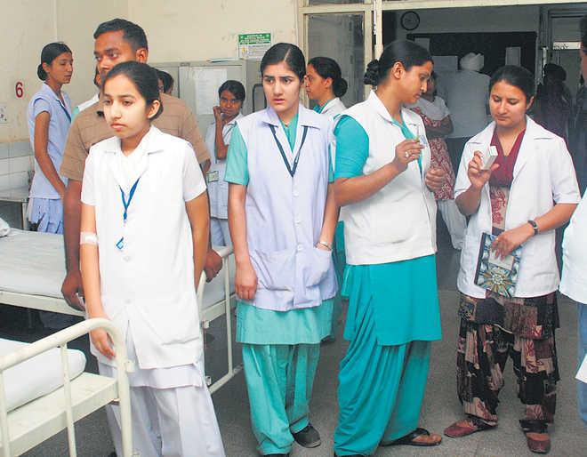 Deadline of nursing courses extended