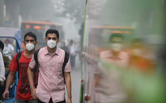 Average levels of pollutants in 2020 lowest in 7 years: Delhi Economic Survey