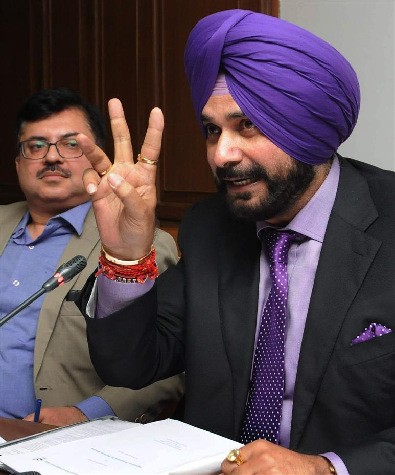 Regular surveys are must to locate 'genuine' poor, says Sidhu