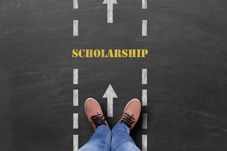 Financial aid for meritorious students