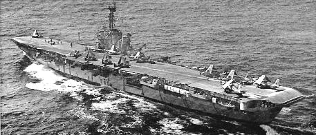 1971 War hero on role of INS Vikrant, Sea Hawks