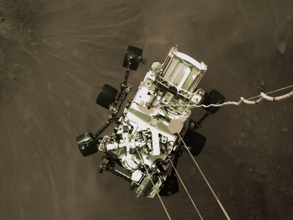 New NASA Mars rover has same chip as 1998 Apple iMac