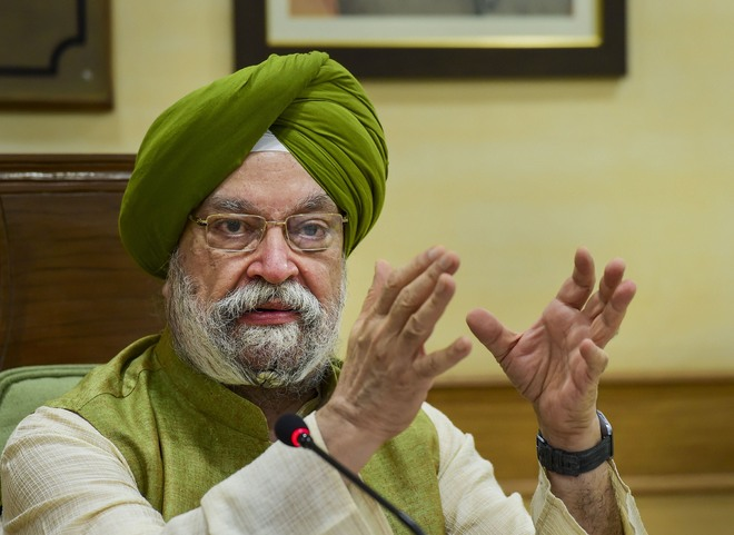 Empty planes flying from India to Saudi Arabia to bring back stranded Indians: Hardeep Puri