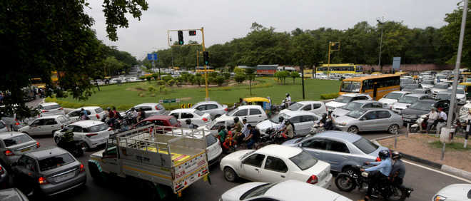4-hour ordeal for commuters