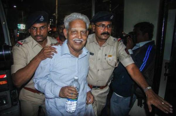 Poet-activist Varavara Rao discharged from hospital in Mumbai