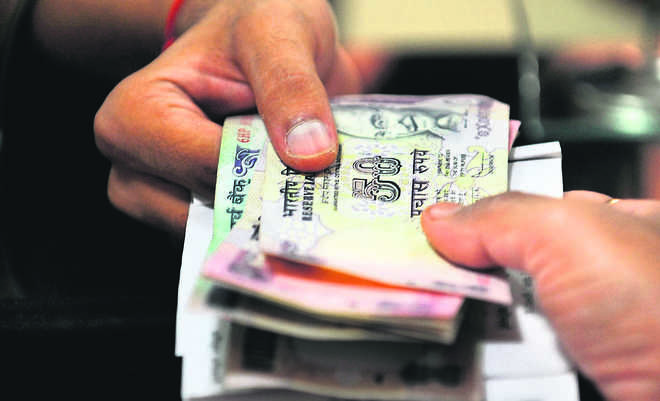 Two ASIs suspended for accepting Rs 10,000 in bribe