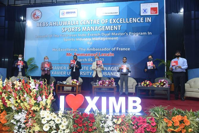 First Indo-French dual degree programme in Sports Management launched