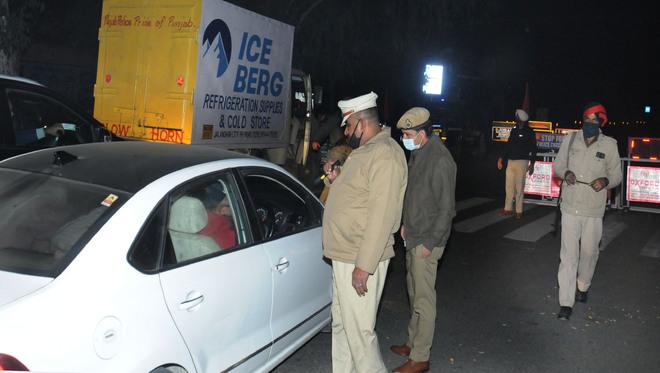 Muktsar imposes night curfew