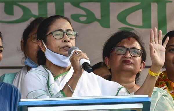 Day not far when country will be named after Modi, says Mamata Banerjee