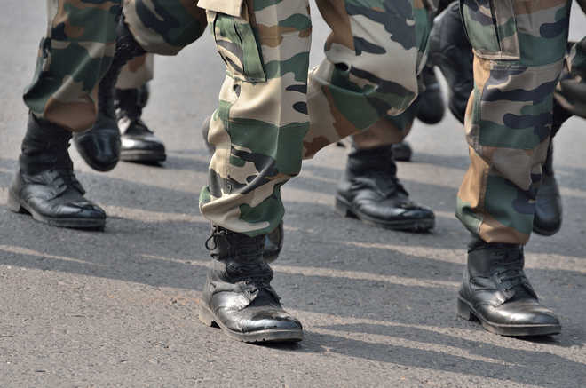 Special forces of India and US carry out military drill in Himachal Pradesh