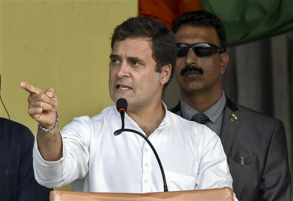 India Youth Congress passes resolution demanding appointment of Rahul as party chief