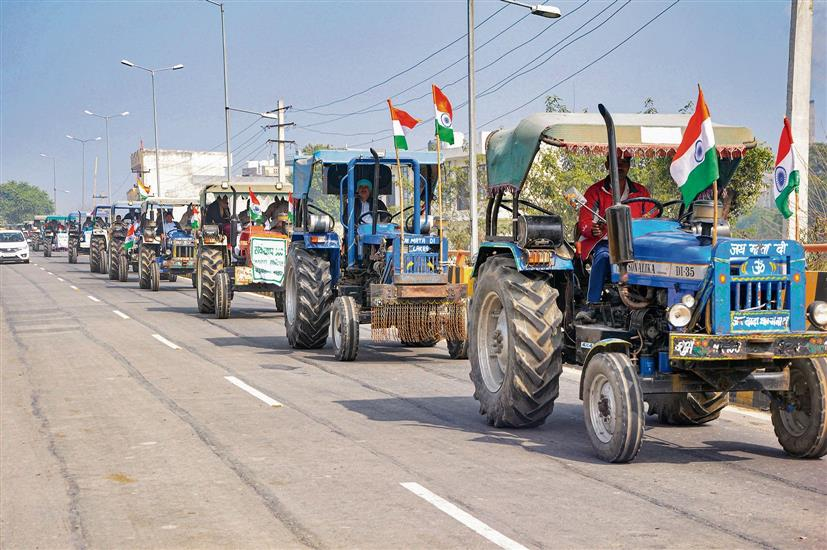 Farmers gear up for show of strength on March 8