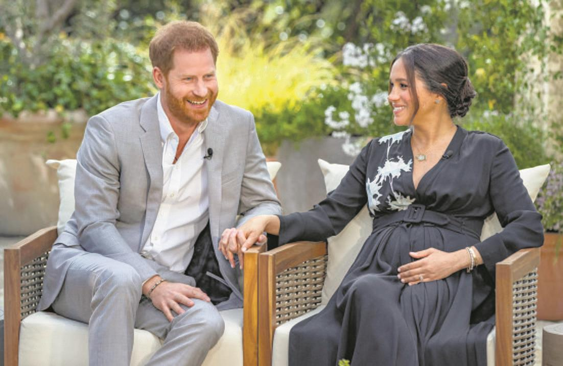 Meghan Markle alleges racism, reveals suicidal thoughts