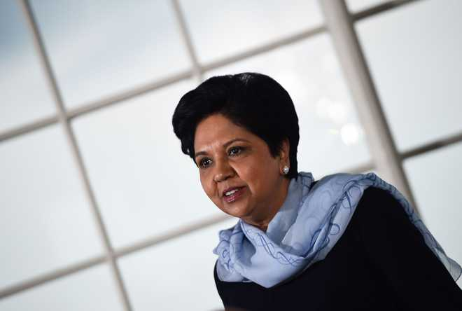 With innovative thinking, younger generation shaping response to climate change: Indra Nooyi