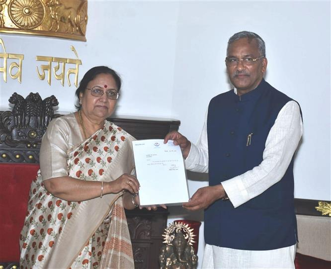 Uttarakhand CM Trivendra Singh Rawat resigns