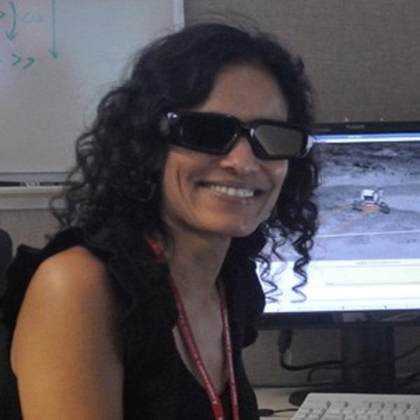 NASA's Vandi Verma hopes latest Mars mission will inspire new generation to pursue careers in aeronautics