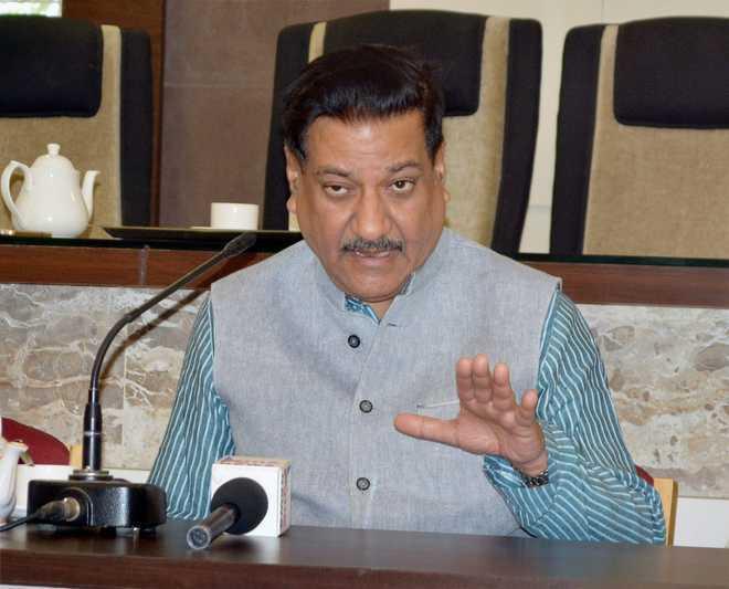 Assam polls: Congress appoints 'Group 23' leader Prithviraj Chavan as chairman of screening panel