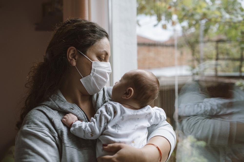 Motherhood in times of Covid