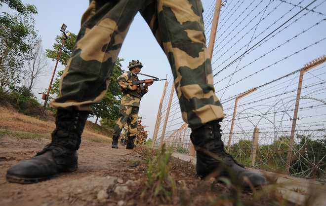 Stress management camp for BSF