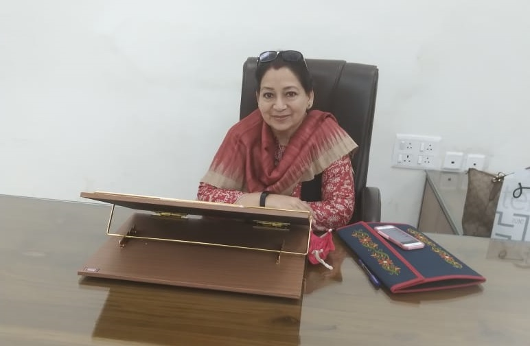 Anita Gill appointed academic affairs dean at Patiala's State Open University