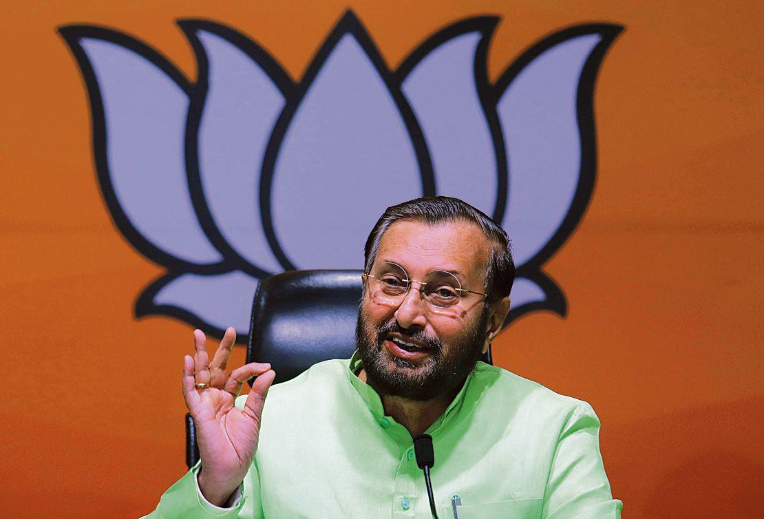 Gujarat victory endorsement of agri laws, says Javadekar