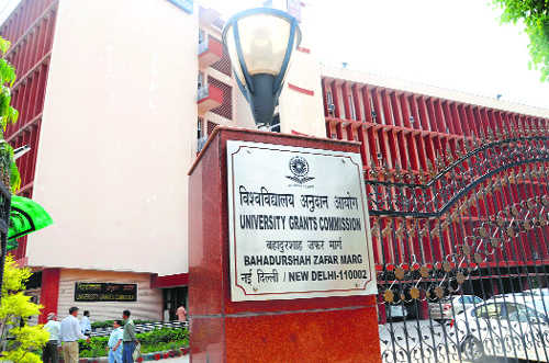 CA, CS, ICWA qualifications equivalent to PG degree: UGC