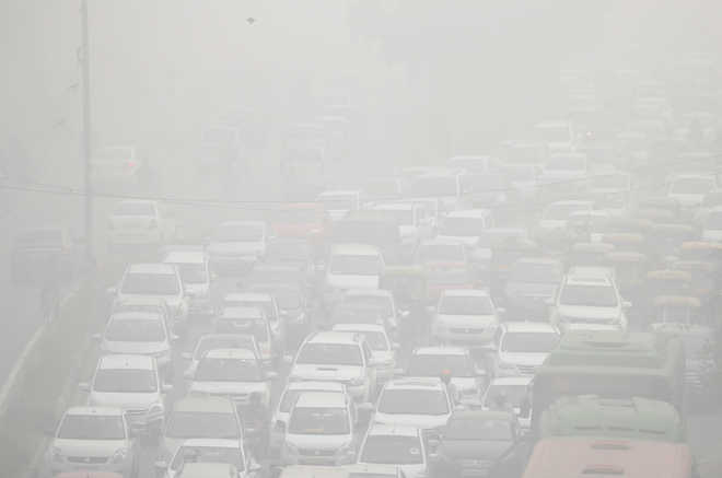 22 of world's 30 most polluted cities are in India: Report