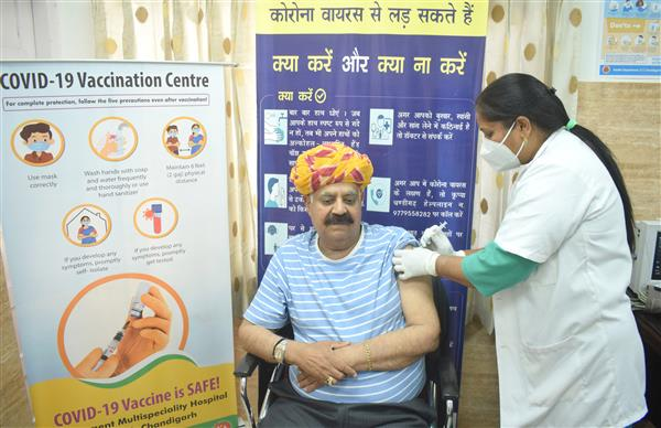 69 new COVID cases in Chandigarh