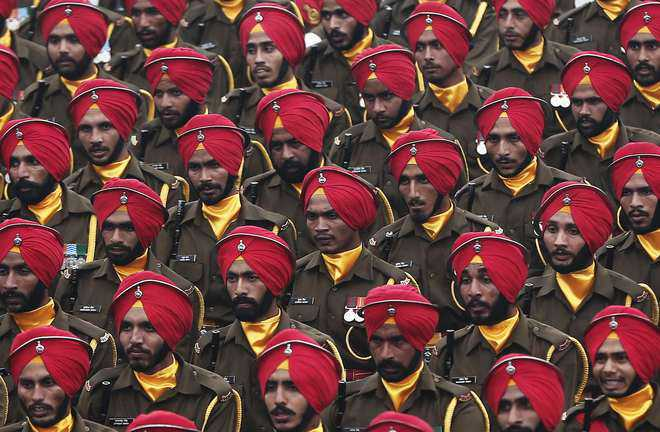 Punjab second among all states in contributing to Army's rank and file