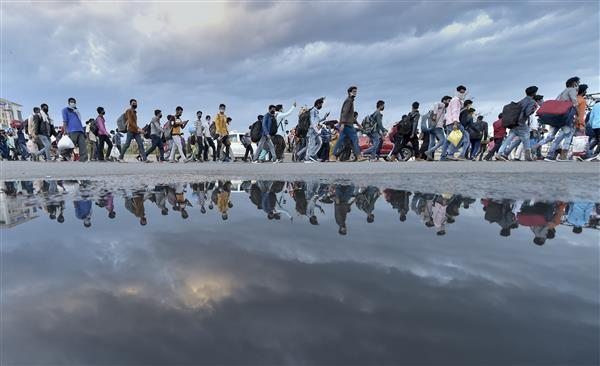 Retracing the steps of migrants