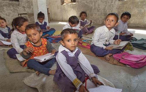Education of 24.7 cr kids hit in India: Unicef